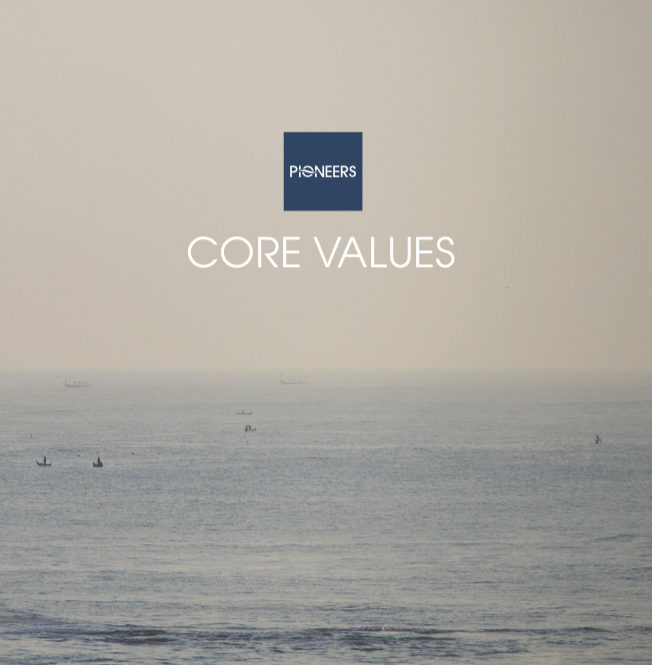 Core Values DVD
